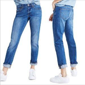 ⬇️MADEWELL NWOT Slim BoyJean Boyfriend denim Jeans